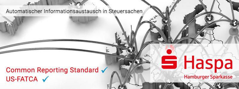 HASPA implementiert Common Reporting Standard mit iBS-FAIR